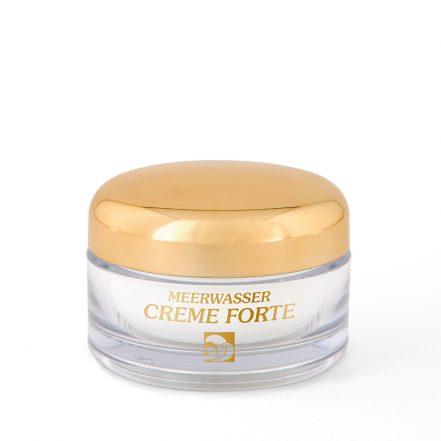 Meerwasser-Kosmetik-Präparat - Creme Forte
