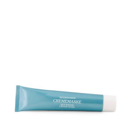 Meerwasser-Kosmetik-Präparat - Crememaske