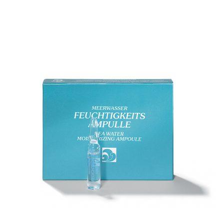 Meerwasser-Kosmetik-Präparate - Feuchtigkeits Ampulle