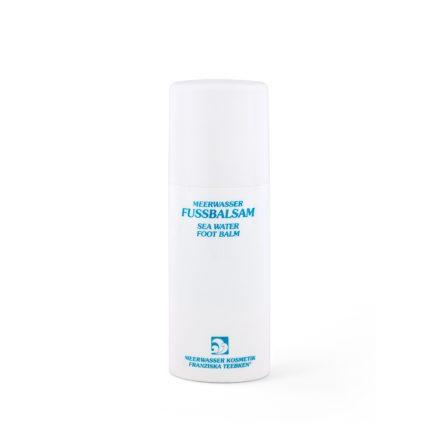 Meerwasser-Kosmetik-Präparat - Fussbalsam