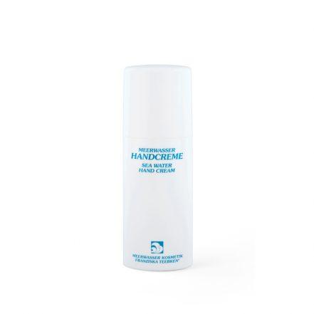 Meerwasser-Kosmetik-Präparat - Handcreme