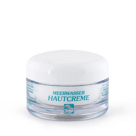 Meerwasser-Kosmetik-Präparat - Hautcreme