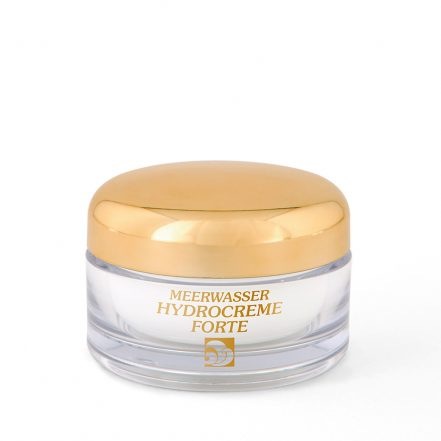 Meerwasser-Kosmetik-Präparat Hydrocreme Forte