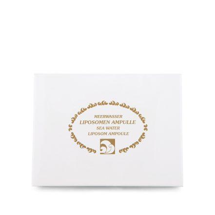 Meerwasser-Kosmetik-Präparat - Liposomen-Ampulle