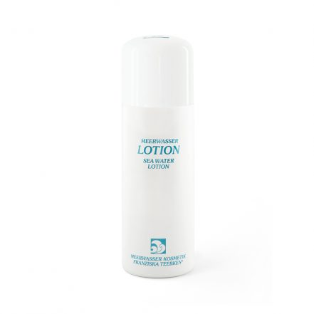 Meerwasser-Kosmetik-Präparat - Lotion