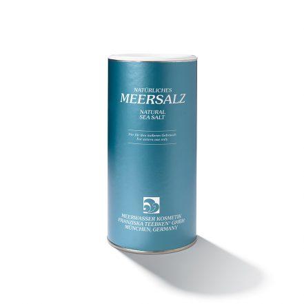 Meerwasser-Kosmetik-Präparat - Meersalz