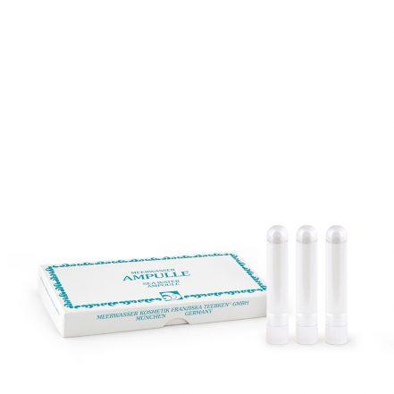 Meerwasser-Kosmetik-Präparat - Meerwasser Ampulle