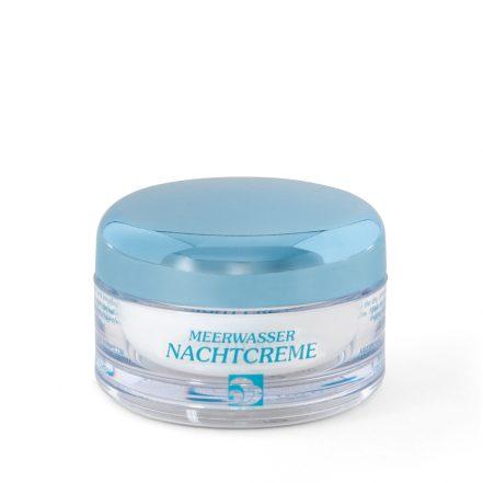 Meerwasser-Kosmetik-Präparat Nachtcreme