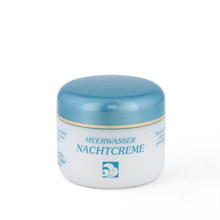 Meerwasser-Kosmetik-Präparat - Nachtcreme