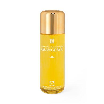 Meerwasser-Kosmetik-Präparat - Orangenöl