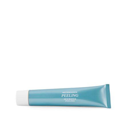 Meerwasser-Kosmetik-Präparat - Peeling