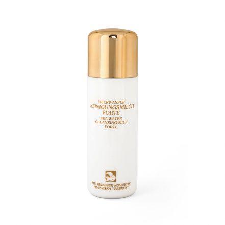 Meerwasser-Kosmetik-Präparat - Reinigungsmilch Forte