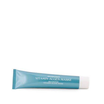 Meerwasser-Kosmetik-Präparat - Vitamin Algen Maske
