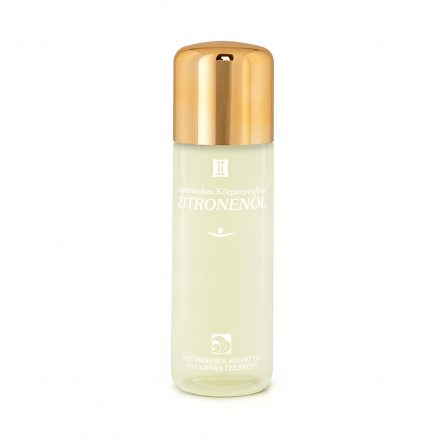 Meerwasser-Kosmetik-Präparat - Zitronenöl