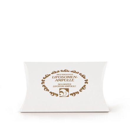 Meerwasser-Kosmetik-Präparat - Liposomenampulle