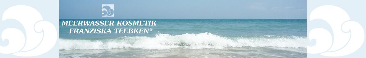 Meerwasser Kosmetik Pflegepräparate direkt vom Hersteller